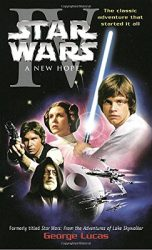 star-wars-a-new-hope-by-george-lucas cover