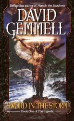 sword-in-the-storm-by-david-gemmell cover
