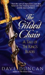 the-gilded-chain-by-dave-duncan cover