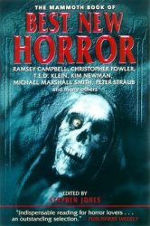 the-mammoth-book-of-best-new-horror-11-edited-by-stephen-jones cover image