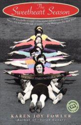 the-sweetheart-season-by-karen-joy-fowler cover