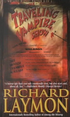 The Travelling Vampire Show, by Richard Laymon