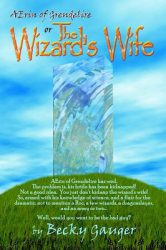 the-wizards-wife-by-becky-gauger cover