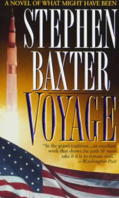 Voyage, by Stephen Baxter