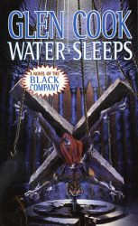 water-sleeps-by-glen-cook cover
