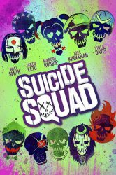 suicide-squad-movie poster