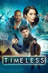 timeless-tv-series-2016 poster