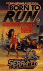 born-to-run-by-mercedes-lackey-larry-dixon cover