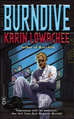 Burndive, by Karin Lowachee