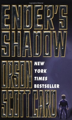 Ender's Shadow, by Orson Scott Card