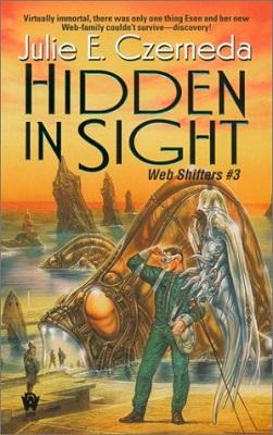 Hidden In Sight, by Julie E. Czerneda