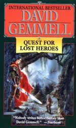 quest-for-lost-heroes-by-david-gemmell cover