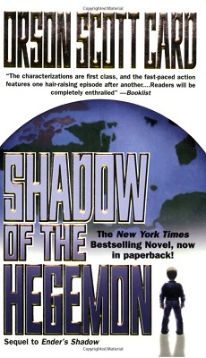 Shadow of the Hegemon, by Orson Scott Card