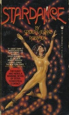 Stardance, by Spider Robinson, Jeanne Robinson