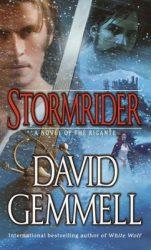 stormrider-by-david-gemmell cover