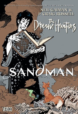 The Sandman: The Dream Hunters, by Neil Gaiman