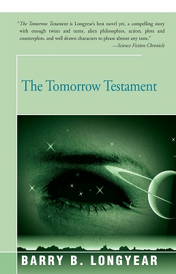 The Tomorrow Testament, by Barry B. Longyear