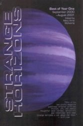 Best of Strange Horizons Year One, edited by Mary Anne Mohanraj book cover
