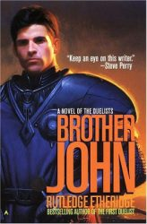 Brother John, by Rutledge Etheridge book cover