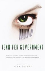 jennifer-government-by-max-barry cover