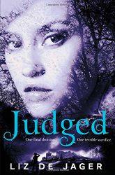 Judged, by Liz de Jagar book cover
