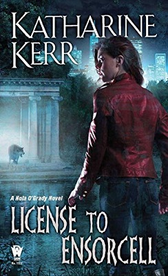 License to Ensorcell, by Katharine Kerr