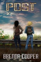Post, by Brenda Cooper book cover