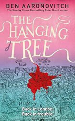 The Hanging Tree, by Ben Aaronovitch book cover