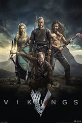 vikings tv series poster