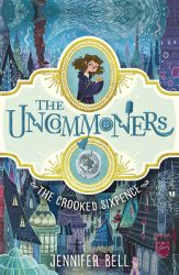 Jennifer Bell The Uncommoners book cover