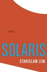 Solaris, by Stanislaw Lem book cover
