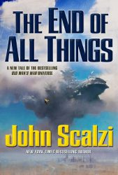 The End of All Things, by John Scalzi book cover