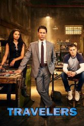 Travelers television series cover