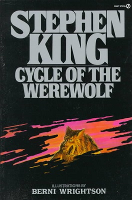 Cycle of the Werewolf, by Stephen King