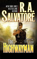 Highwayman, by R. A. Salvatore book cover