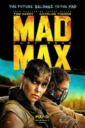 Mad Max Fury Road 2015 movie poster