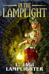In the Lamplight by L. Jagi Lamplighter book cover