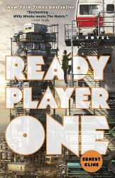 Ready Player One, by Ernest Cline book cover