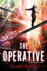 The Operative, by Gerald Brandt book cover