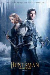 the huntsman winters war movie poster