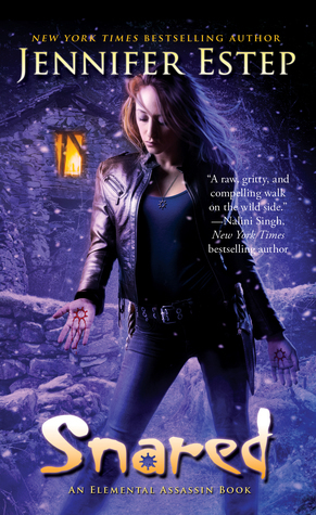 Snared, by Jennifer Estep