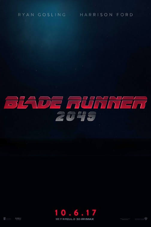 Blade Runner 2049 Official Trailer