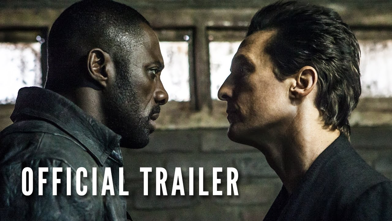Dark Tower Official Trailer