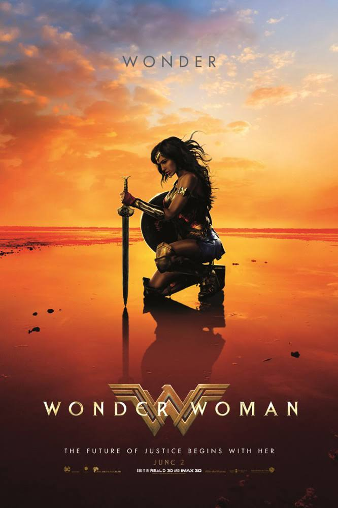 Wonder Woman Official Trailer
