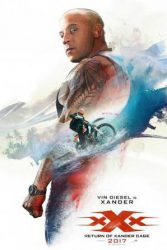 xXx Return of Xander Cage (2017), PG-13 movie poster