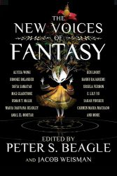The New Voices of Fantasy, edited by Peter S. Beagle book cover