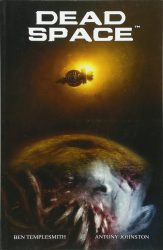 Dead Space, by Ben Templesmith book cover