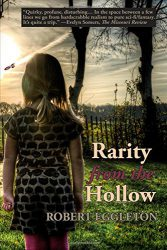 Rarity from the Hollow, by Robert Eggleton book cover