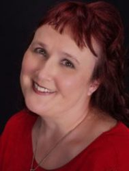 Mercedes Lackey Author Photo