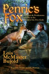 Penric's Fox, by Lois McMaster Bujold book cover